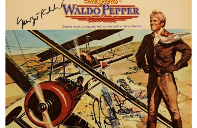 The Great Waldo Pepper Original Soundtrack