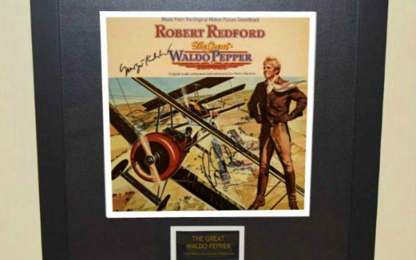 Signed Original Soundtracks, hand-signed collectibles, rock