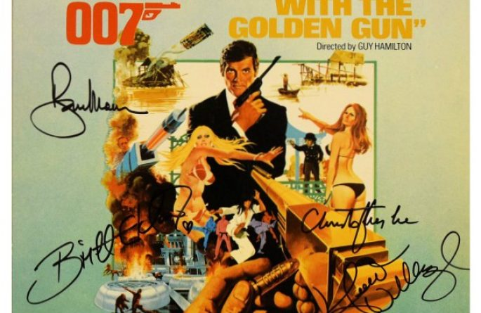 007 – The Man With The Golden Gun Original Soundtrack
