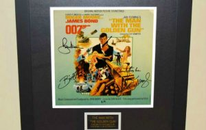 007 – The Man With The Golden Gun Original Soundtrack
