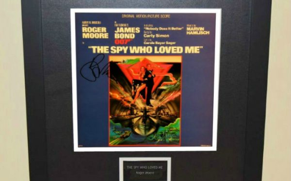 007 – The Spy Who Loved Me Original Sound Track