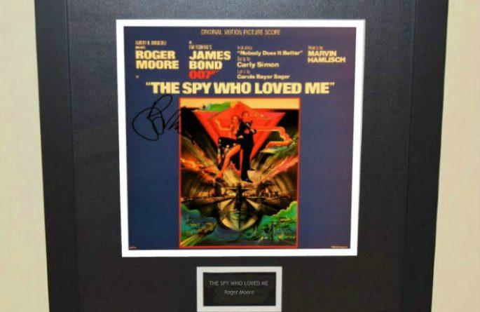 007 – The Spy Who Loved Me Original Sound Track