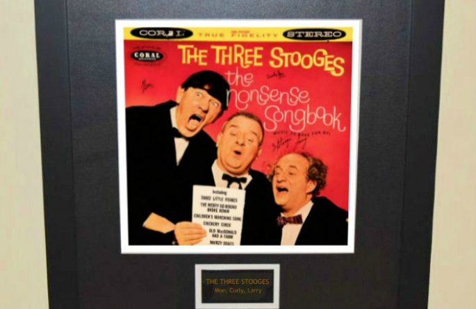 The Three Stooges Original Soundtrack