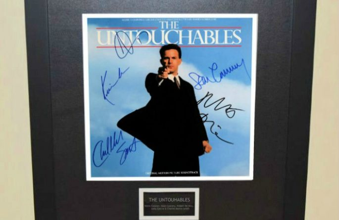 The Untouchables Original Soundtrack