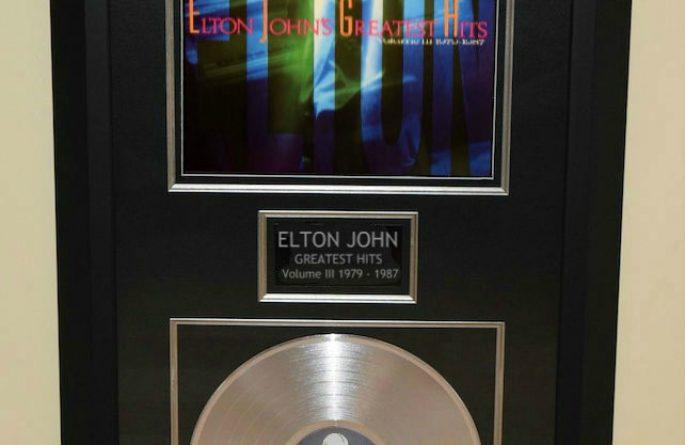 Elton John – Greatest Hits Volume 3
