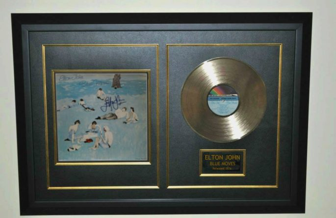 Elton John – Blue Moves