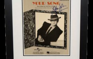 Elton John – Your Song