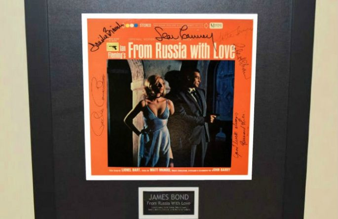 007 – From Russia With Love