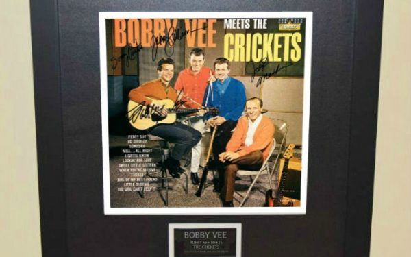 Bobby Vee – Bobby Vee Meets The Crickets