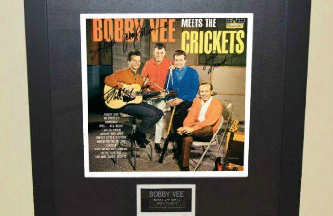 Bobby Vee – Bobby Vee Meets The Crickets
