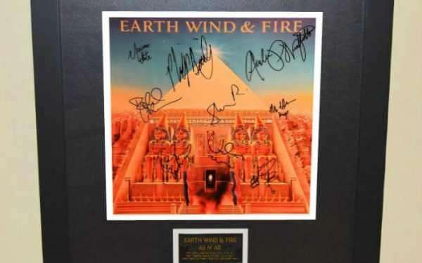 Earth Wind & Fire – All N' All