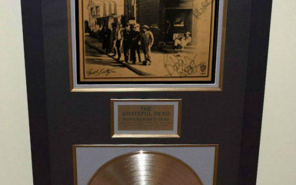 The Grateful Dead – Workingman's Dead