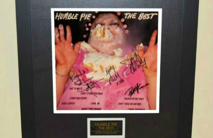 Humble Pie – The Best