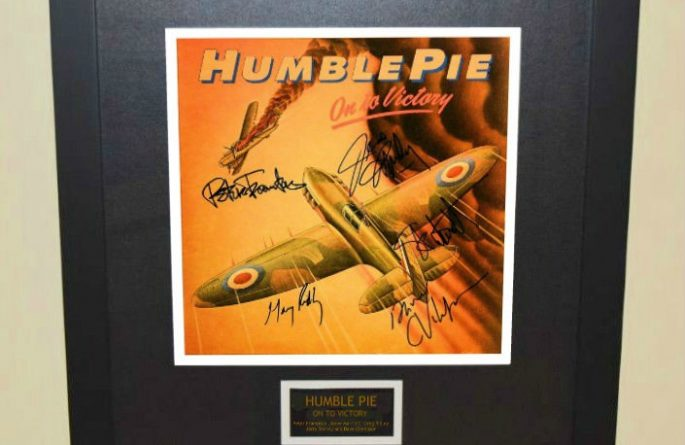 Humble Pie – On To Victory