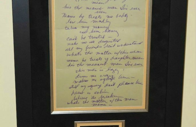 Janis Joplin -Mama