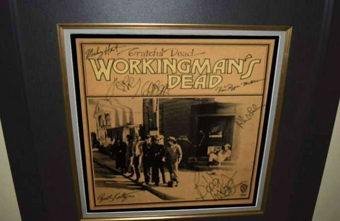The Grateful Dead – Workingman's Dead