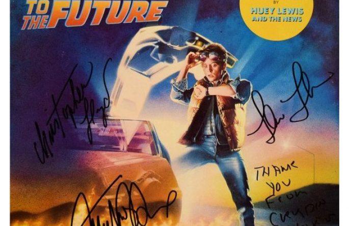 Back To The Future Original Soundtrack