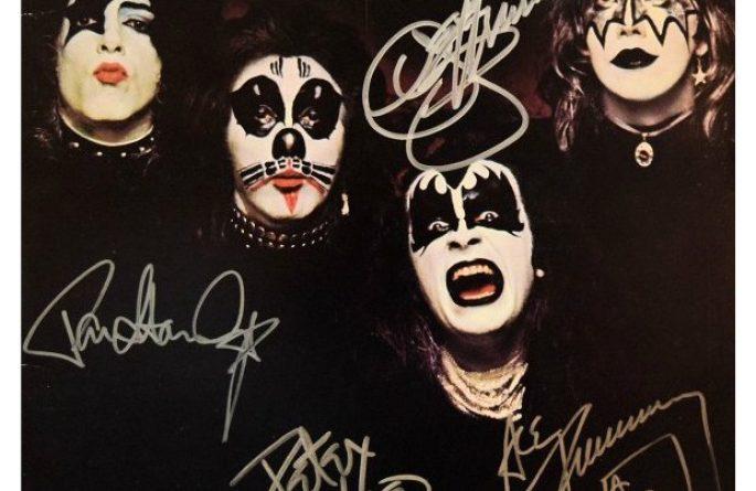Kiss – Debut
