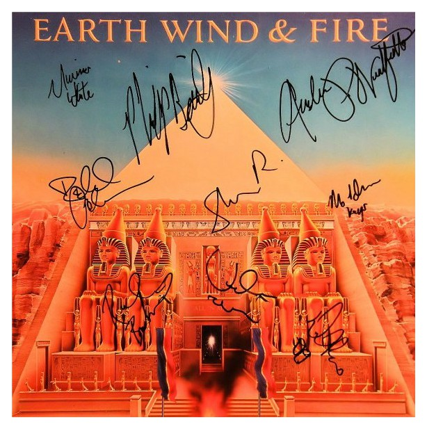 Earth Wind & Fire - All N' All, Philip Bailey, Maurice