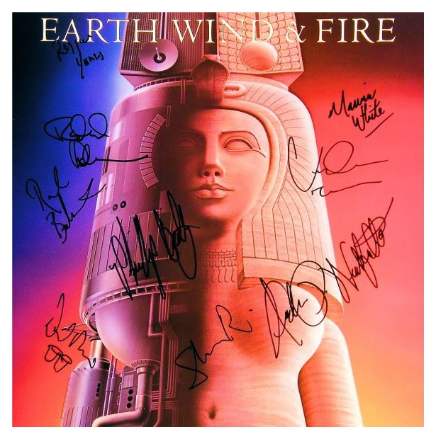 Earth Wind & Fire - Raised, Reggie Young, Maurice WhiteROCK