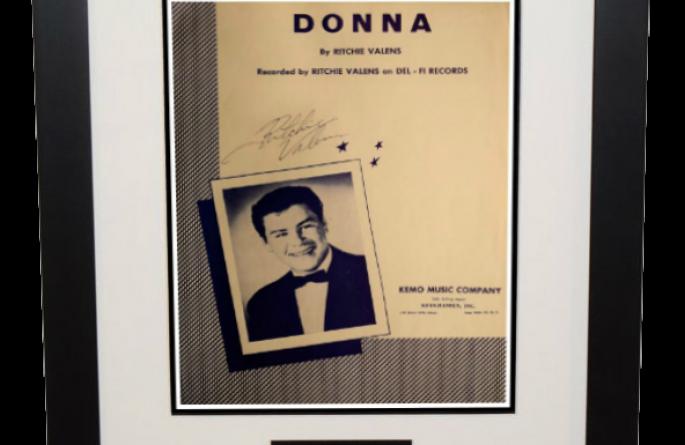 Ritchie Valens – Donna
