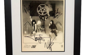 Framed Signed Photos