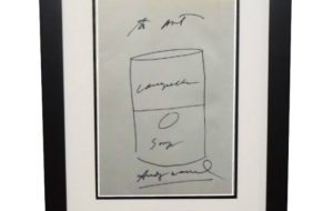 Andy Warhol – Campbell Soup Can