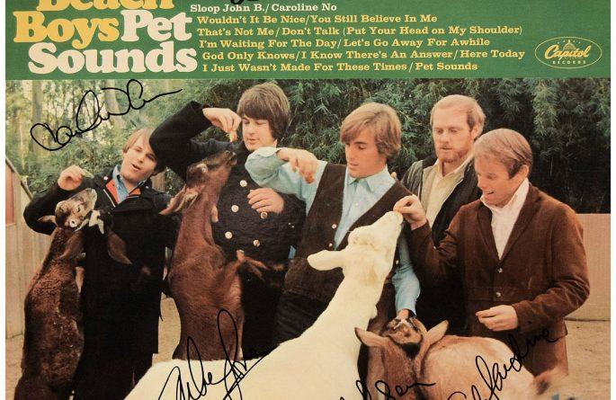Beach Boys – Pet Sounds