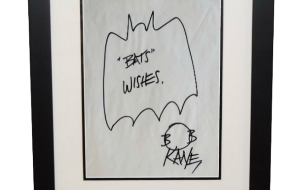 Bob Kane – Batman