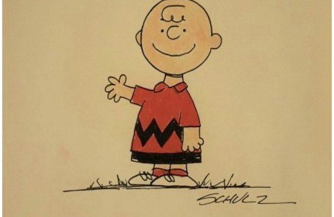 Charles Shultz – Charlie Brown 2