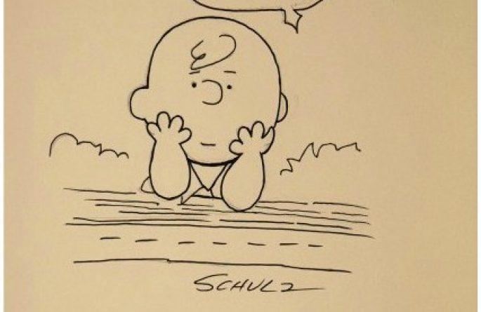 Charles Shultz – Charlie Brown