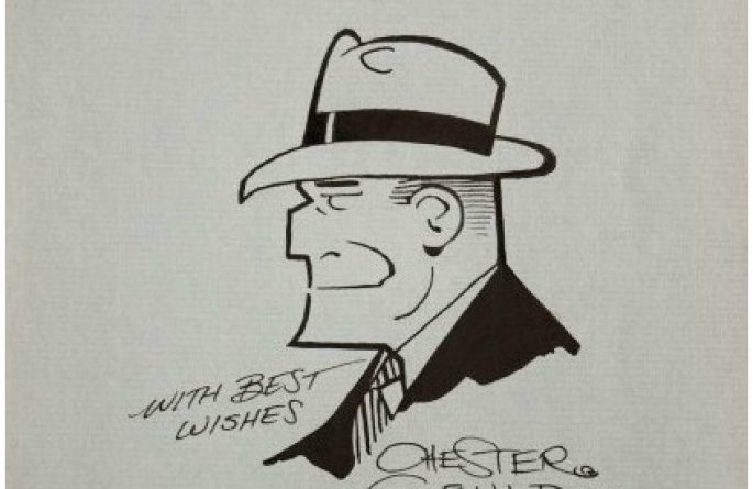 Chester Gould – Dick Tracy