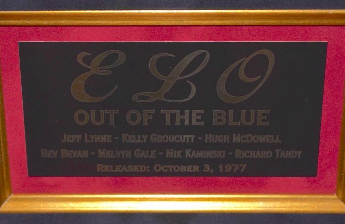 ELO – Out Of The Blue