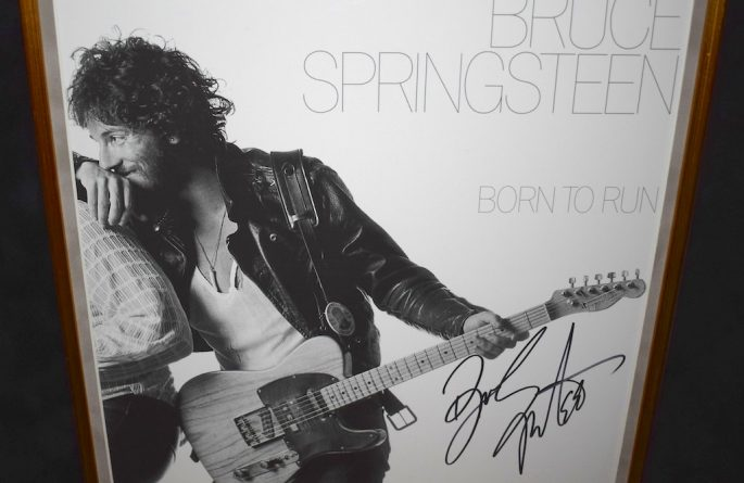 #2-Bruce Springsteen – Born To Run