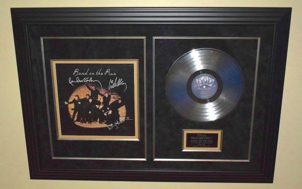 Paul McCartney, Wings – Band On The Run