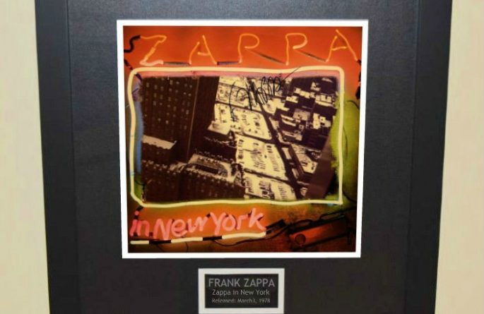 Frank Zappa – Zappa In New York