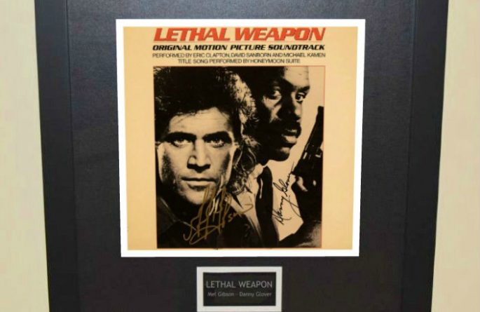 Lethal Weapon Original Soundtrack