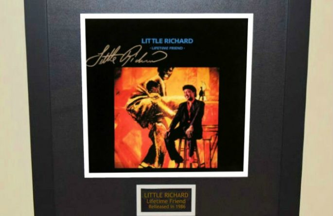 Little Richard – Lifetime Friend