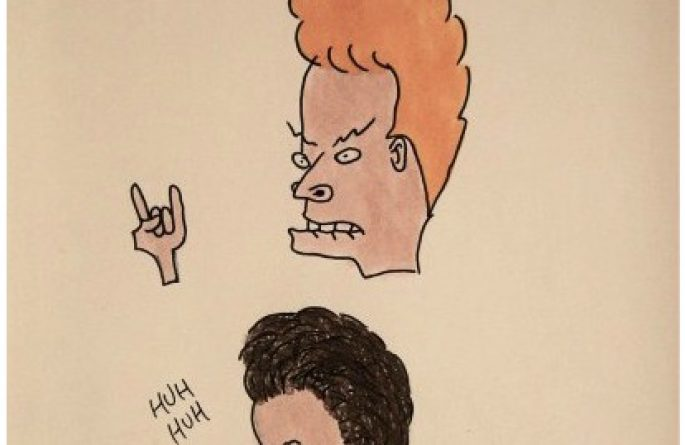 Michael Judge – Beavis and Butthead