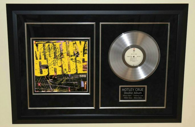 Motley Crue – Double Album
