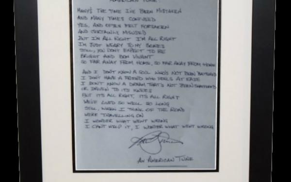 Paul Simon – An American Tune