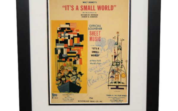 Walt Disney – It's A Small World
