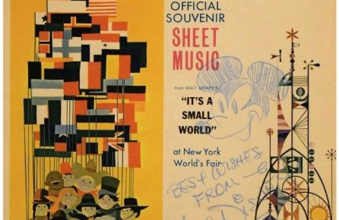 Walt Disney – It's A Small World