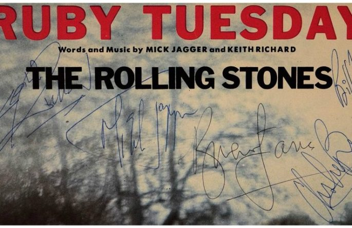 Rolling Stones – Ruby Tuesday