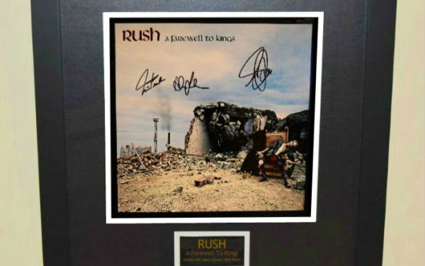 Rush – A Farewell To Kings
