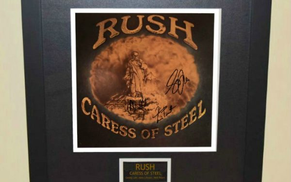 Rush – Caress of Steel
