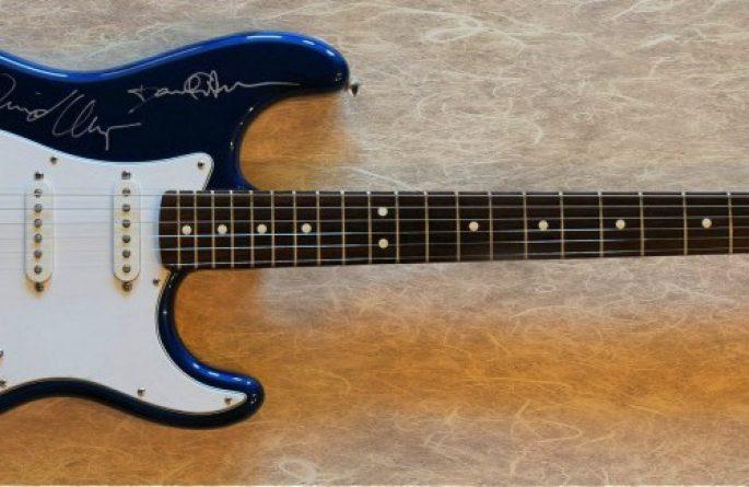 Pink Floyd Fender Stratocaster