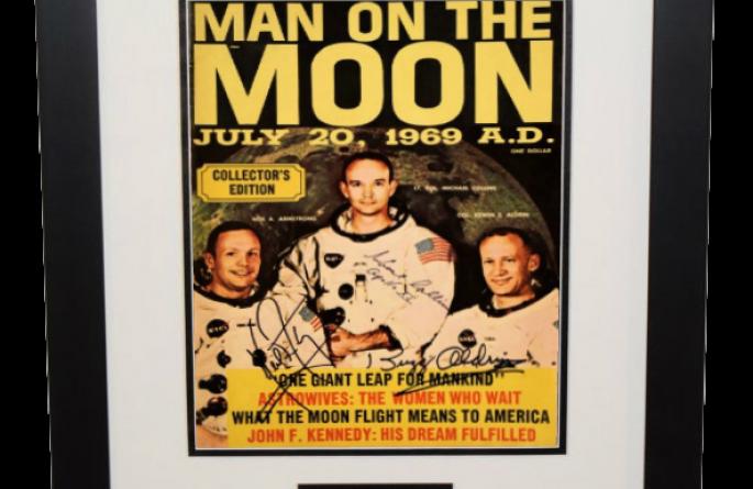 """Apollo XI – """"Man On The Moon"""""""