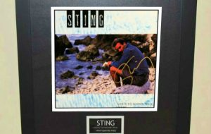 Sting – Love Is The Seventh Wave