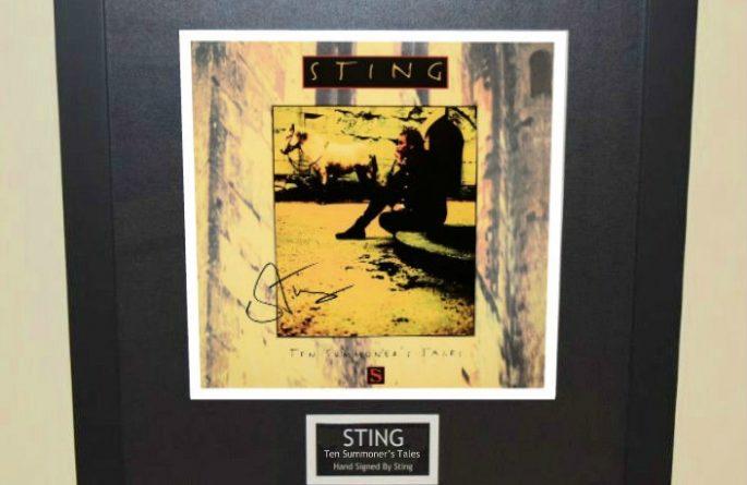 Sting – Ten Summoner's Tales